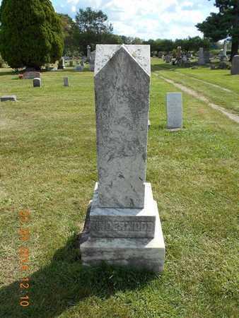 UNDERWOOD, FAMILY - Calhoun County, Michigan | FAMILY UNDERWOOD - Michigan Gravestone Photos