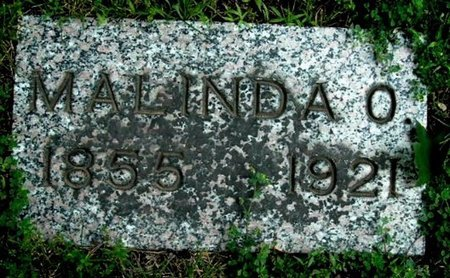 UNDERWOOD, MALINDA O - Calhoun County, Michigan | MALINDA O UNDERWOOD - Michigan Gravestone Photos