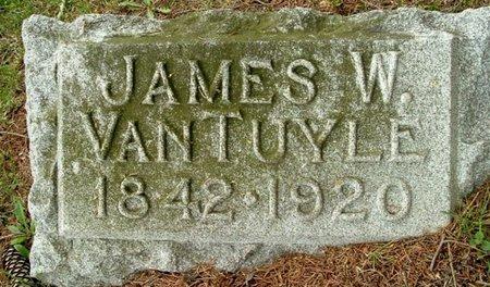 VAN TUYLE, JAMES W - Calhoun County, Michigan | JAMES W VAN TUYLE - Michigan Gravestone Photos