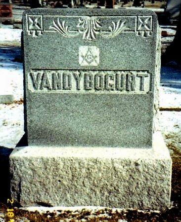 VANDYBOGURT, FAMILY MARKER - Calhoun County, Michigan   FAMILY MARKER VANDYBOGURT - Michigan Gravestone Photos