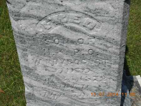 VANDYBOGURT, FRED - Calhoun County, Michigan   FRED VANDYBOGURT - Michigan Gravestone Photos