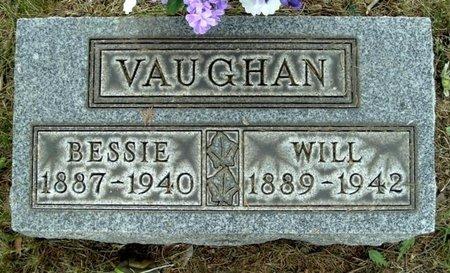 VAUGHAN, BESSIE - Calhoun County, Michigan | BESSIE VAUGHAN - Michigan Gravestone Photos