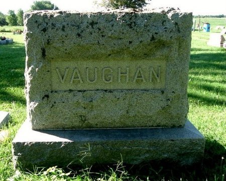 VAUGHAN, FAMILY MARKER - Calhoun County, Michigan   FAMILY MARKER VAUGHAN - Michigan Gravestone Photos