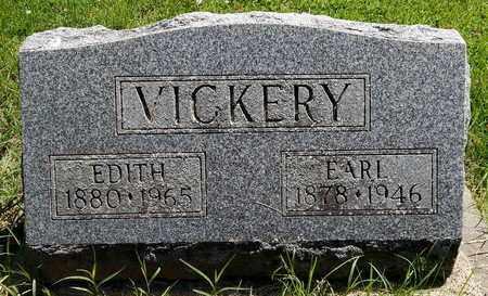 VICKERY, EARL - Calhoun County, Michigan | EARL VICKERY - Michigan Gravestone Photos