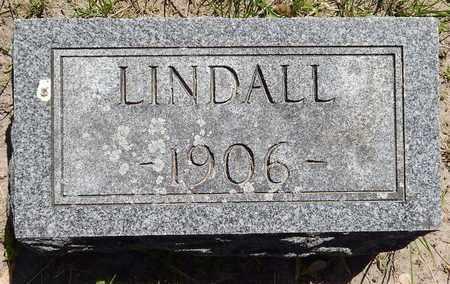 VICKERY, LINDALL - Calhoun County, Michigan | LINDALL VICKERY - Michigan Gravestone Photos
