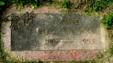 VINKLE, ROY H - Calhoun County, Michigan | ROY H VINKLE - Michigan Gravestone Photos