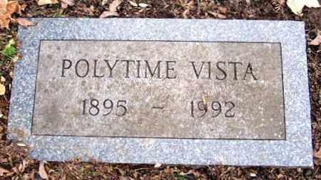 VISTA, POLYTIME - Calhoun County, Michigan | POLYTIME VISTA - Michigan Gravestone Photos