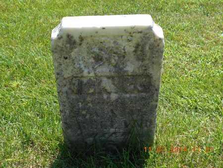 VREELAND, IDA C. - Calhoun County, Michigan   IDA C. VREELAND - Michigan Gravestone Photos