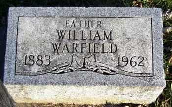 WARFIELD, WILLIAM - Calhoun County, Michigan | WILLIAM WARFIELD - Michigan Gravestone Photos