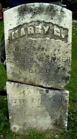WARNER, HARRY G - Calhoun County, Michigan | HARRY G WARNER - Michigan Gravestone Photos