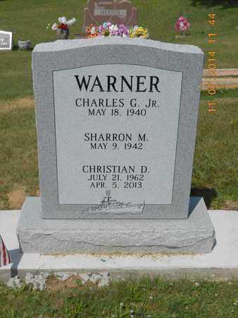 WARNER, SHARRON M. - Calhoun County, Michigan | SHARRON M. WARNER - Michigan Gravestone Photos