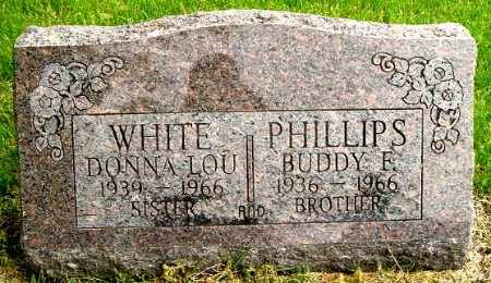 WHITE, DONNA L - Calhoun County, Michigan | DONNA L WHITE - Michigan Gravestone Photos