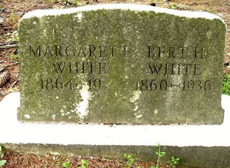 WHITE, MARGARET E - Calhoun County, Michigan | MARGARET E WHITE - Michigan Gravestone Photos