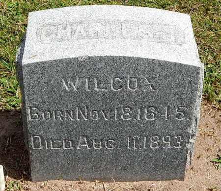 WILCOX, CHARLES J - Calhoun County, Michigan   CHARLES J WILCOX - Michigan Gravestone Photos