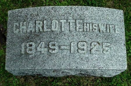 WILCOX, CHARLOTTE - Calhoun County, Michigan | CHARLOTTE WILCOX - Michigan Gravestone Photos