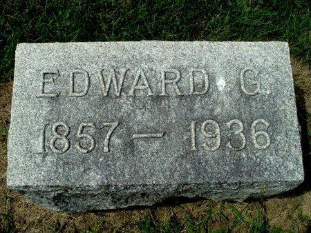 WILCOX, EDWARD G. - Calhoun County, Michigan | EDWARD G. WILCOX - Michigan Gravestone Photos