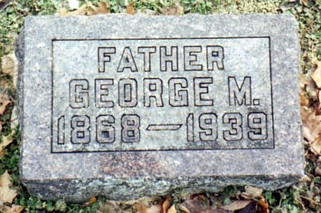 WILDT, GEORGE M. - Calhoun County, Michigan | GEORGE M. WILDT - Michigan Gravestone Photos