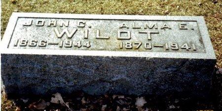 WILDT, JOHN C. - Calhoun County, Michigan   JOHN C. WILDT - Michigan Gravestone Photos