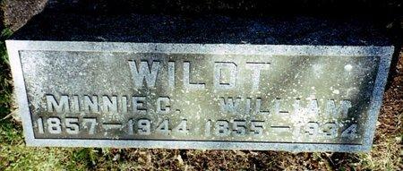 WILDT, WILLIAM - Calhoun County, Michigan | WILLIAM WILDT - Michigan Gravestone Photos
