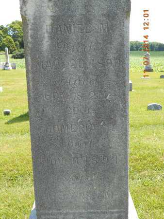WILSON, HOMERIA H. - Calhoun County, Michigan | HOMERIA H. WILSON - Michigan Gravestone Photos
