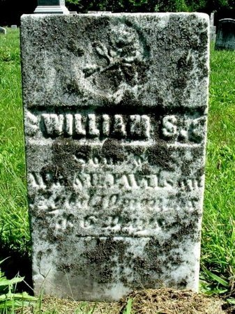 WILSON, WILLIAM S. - Calhoun County, Michigan | WILLIAM S. WILSON - Michigan Gravestone Photos