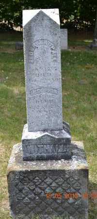 HODGES, ANNA M. - Calhoun County, Michigan | ANNA M. HODGES - Michigan Gravestone Photos