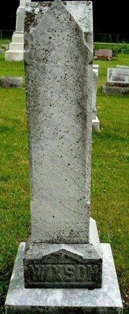 WIXSON, FAMILY MARKER - Calhoun County, Michigan | FAMILY MARKER WIXSON - Michigan Gravestone Photos