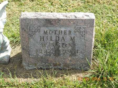 WIXSON, HILDA M. - Calhoun County, Michigan | HILDA M. WIXSON - Michigan Gravestone Photos