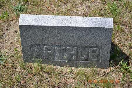 WOOD, ARTHUR BRYANT - Calhoun County, Michigan | ARTHUR BRYANT WOOD - Michigan Gravestone Photos