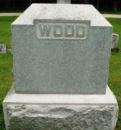 WOOD, MELVILLE - Calhoun County, Michigan   MELVILLE WOOD - Michigan Gravestone Photos