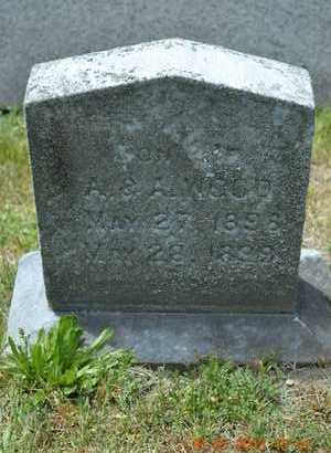 WOOD, GLEN A. - Calhoun County, Michigan | GLEN A. WOOD - Michigan Gravestone Photos