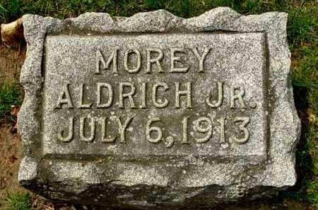 WOOD, MOREY ALDRICH JR - Calhoun County, Michigan | MOREY ALDRICH JR WOOD - Michigan Gravestone Photos