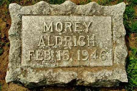 WOOD, MOREY ALDRICH - Calhoun County, Michigan | MOREY ALDRICH WOOD - Michigan Gravestone Photos