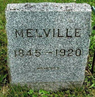 WOOD, MELVILLE - Calhoun County, Michigan | MELVILLE WOOD - Michigan Gravestone Photos
