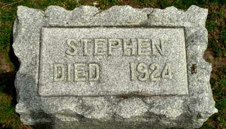 WOOD, STEPHEN - Calhoun County, Michigan | STEPHEN WOOD - Michigan Gravestone Photos