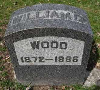 WOOD, WILLIAM C - Calhoun County, Michigan   WILLIAM C WOOD - Michigan Gravestone Photos