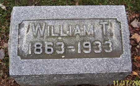 WOOD, WILLIAM T - Calhoun County, Michigan | WILLIAM T WOOD - Michigan Gravestone Photos
