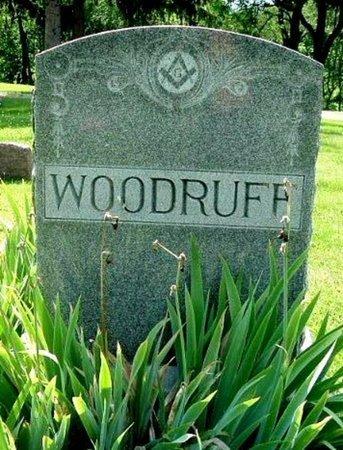 WOODRUFF, FAMILY MARKER - Calhoun County, Michigan   FAMILY MARKER WOODRUFF - Michigan Gravestone Photos
