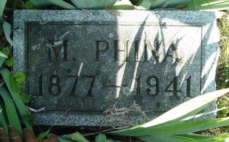 WOODRUFF, MARY SAPHINA - Calhoun County, Michigan | MARY SAPHINA WOODRUFF - Michigan Gravestone Photos