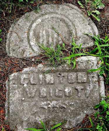 WRIGHT, CLINTON - Calhoun County, Michigan   CLINTON WRIGHT - Michigan Gravestone Photos