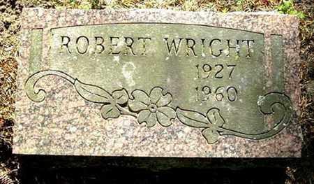 WRIGHT, ROBERT - Calhoun County, Michigan   ROBERT WRIGHT - Michigan Gravestone Photos