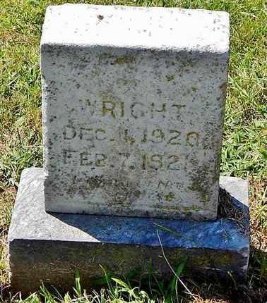 WRIGHT, VIRGINIA - Calhoun County, Michigan   VIRGINIA WRIGHT - Michigan Gravestone Photos