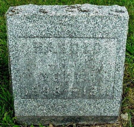 YODER, HAROLD - Calhoun County, Michigan   HAROLD YODER - Michigan Gravestone Photos
