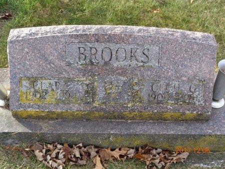 BROOKS, CECIL G. - Clinton County, Michigan | CECIL G. BROOKS - Michigan Gravestone Photos