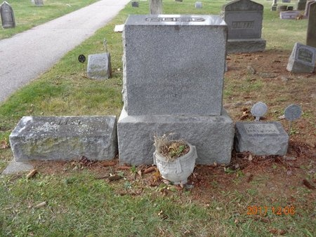 CLISE, FAMILY - Clinton County, Michigan | FAMILY CLISE - Michigan Gravestone Photos