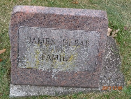 DEBAR, FAMILY - Clinton County, Michigan | FAMILY DEBAR - Michigan Gravestone Photos