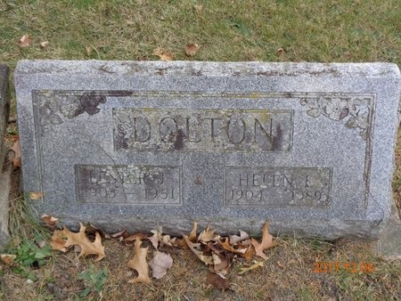 DOLTON, LESTER J. - Clinton County, Michigan | LESTER J. DOLTON - Michigan Gravestone Photos