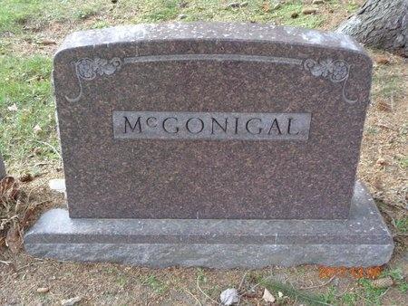 MCGONIGAL, FAMILY - Clinton County, Michigan | FAMILY MCGONIGAL - Michigan Gravestone Photos