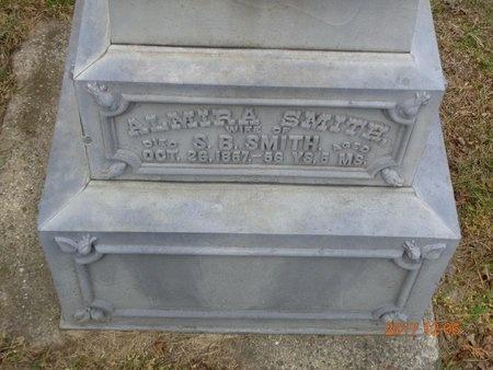 SMITH, ALMIRA - Clinton County, Michigan   ALMIRA SMITH - Michigan Gravestone Photos