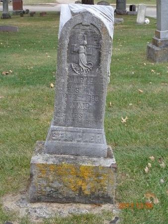 SPANGLER, FAMILY - Clinton County, Michigan   FAMILY SPANGLER - Michigan Gravestone Photos